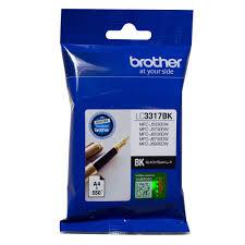 Brother OEM 3317 Black Ink Cartridge - Click to enlarge