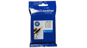Brother OEM 3317 Cyan  Ink Cartridge - Click to enlarge