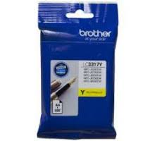 Brother OEM 3317 Yellow  Ink Cartridge - Click to enlarge