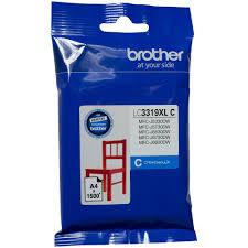 Brother OEM 3319XL Cyan Ink Cartridge - Click to enlarge