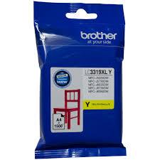 Brother OEM 3319XL Yellow Ink Cartridge - Click to enlarge