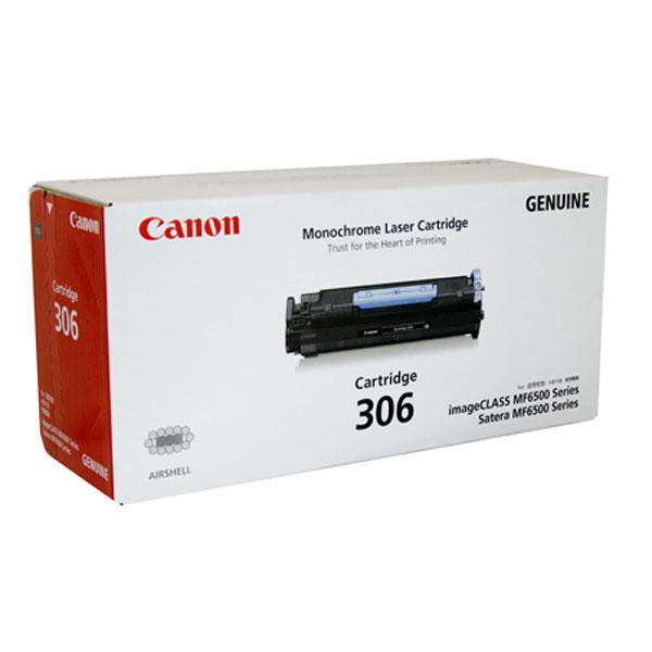 Canon OEM Cart-306 Toner Black - Click to enlarge