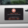 Magnetic Car Sticker 500X300mm - Click for more info