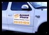 Magnetic Car Sticker 500X400mm - Click for more info