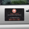 Magnetic Car Sticker 700X300mm - Click for more info