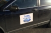 Magnetic Car Sticker 600X300mm Small - Click for more info