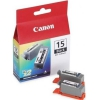 Canon Oem Bci-15 Black 2 per Pack - Click for more info