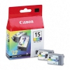 Canon Oem Bci-15 Colour 2 per pack - Click for more info