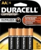 Duracell Batteries AA 4 Pack - Click for more info