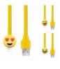 Emoji IPhone USB Cord Love - Click for more info