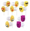 Emoji Ear Phones Kiss - Click for more info