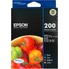 Epson OEM  (200) Standard  Black - Click for more info