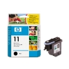 HP OEM #11 C4810A Black Printhead - Click for more info