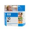 HP OEM #10 C4844A Black Inkjet - Click for more info