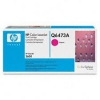 Hewlett Packard OEM Q6473A Magenta Toner - Click for more info