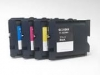 Ricoh OEM GC21 Liquid Gel Ink Yellow - Click for more info