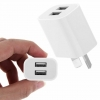 2 Port USB  Wall Plug - Click for more info